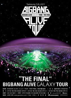 BIGBANG: ALIVE Galaxy Tour Final in Seoul