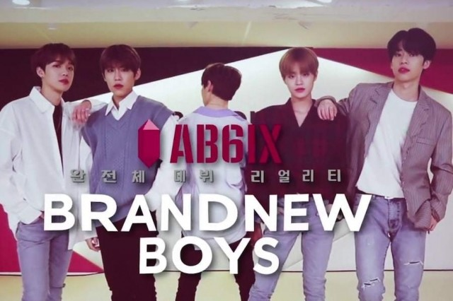 AB6IX Brand New Boys