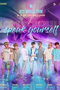 BTS Love Yourself Speak Yourself London