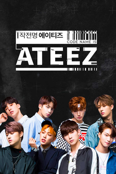 Code Name is ATEEZ