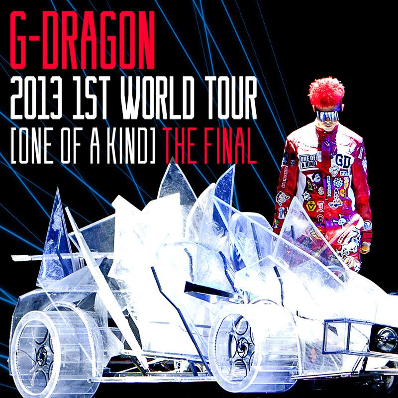 G-Dragon: 'One of a Kind in Seoul'BT1080PBluRay