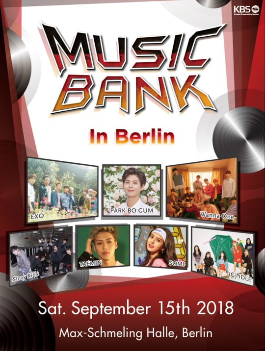 Music Bank In Berlin