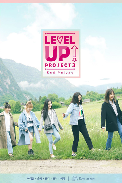Red Velvet - Level Up! Project- Season 3